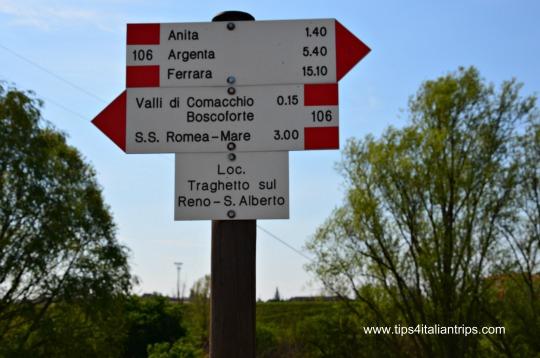 Boscoforte Po Delta Park