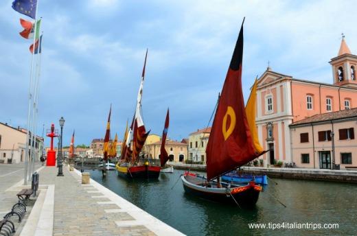 taly for kids Maritime Museum Cesenatico Porto Canale