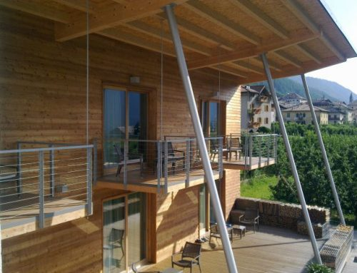 Anselmi farm holidays: accommodation at the mountain