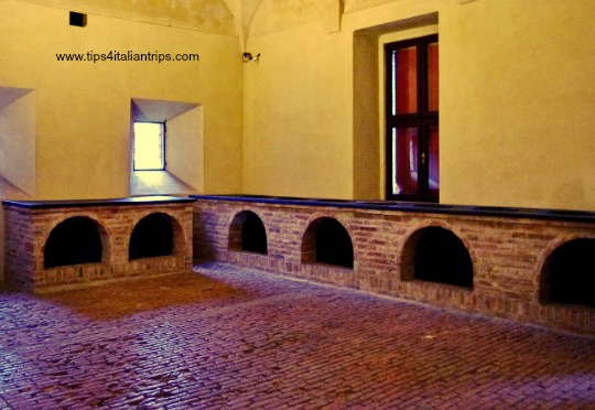 Estense Castle Ferrara Kitchen
