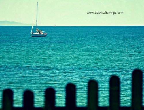Seaside in Tuscany with kids