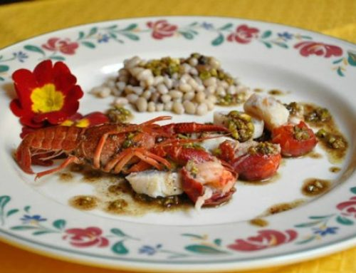 L' Acquario restaurant at Trasimeno lake