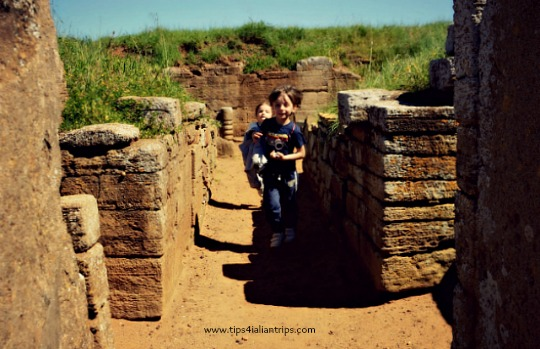 parco etrusco populonia tips