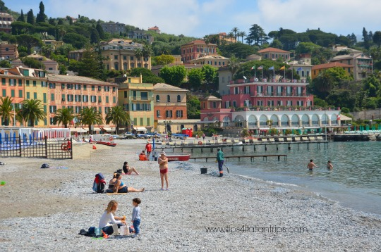 santa margherita beach