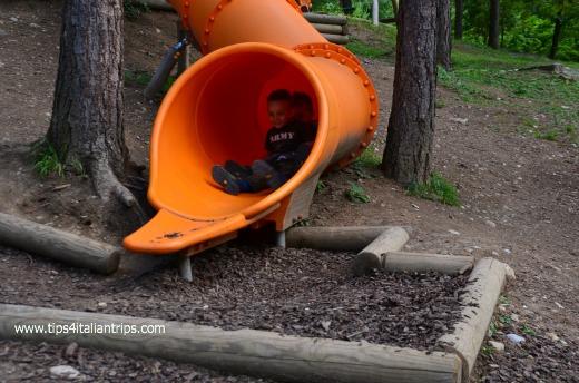spormaggiore parco giochi