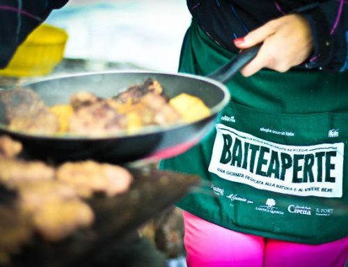 Baite Aperte: the event where winter sports meet great food