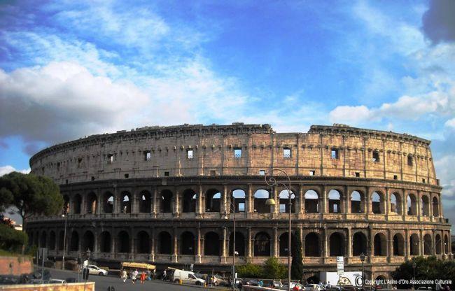 Colosseo roma con bambini cosa visitare