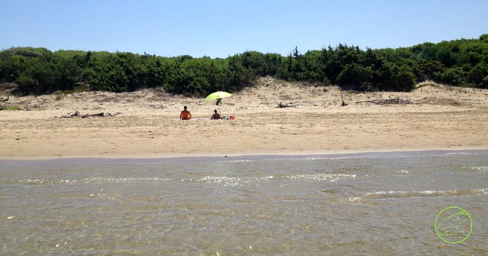 foce varano puglia beaches