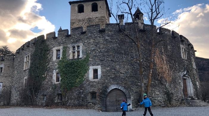 castles of aosta