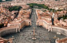 vatican city tour with kids
