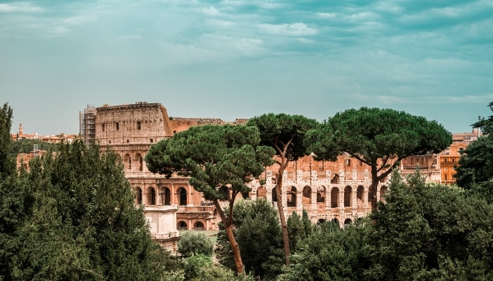 rome with kids when to go
