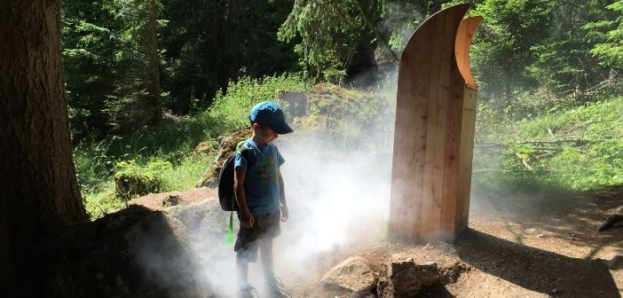 The best playgrounds in Trentino, Italy