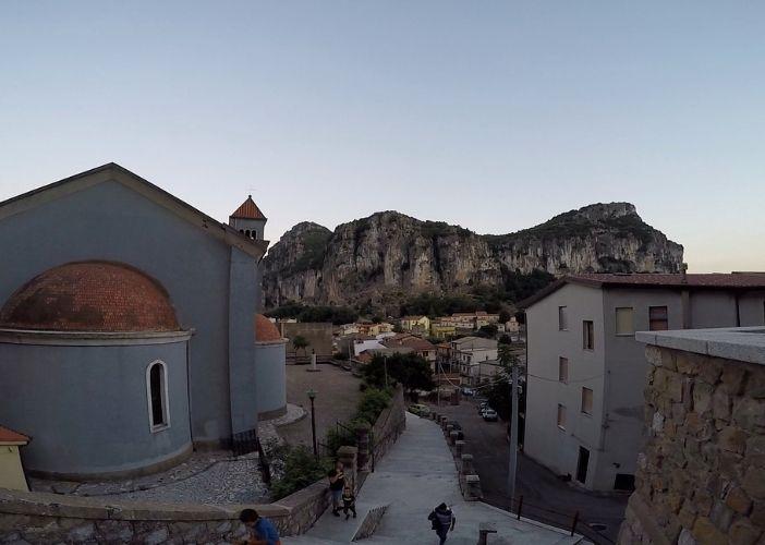 village of Ulassai